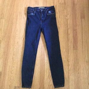 Trafaluc Denimwear Highrise Skinny Jeans